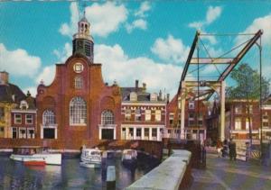 Netherlands Rotterdam Delfshaven