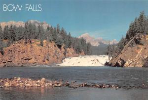 Bow Falls - Canadian Rockies