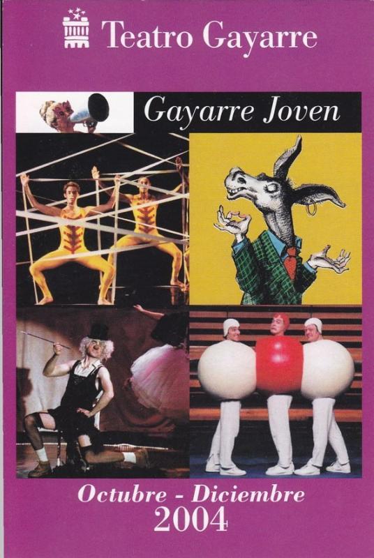 Postal 60569. Teatro Gayarre. Publicitaria Caja de Navarra (Pamplona)