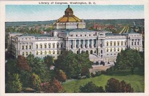 Washington D C Library Of Congress