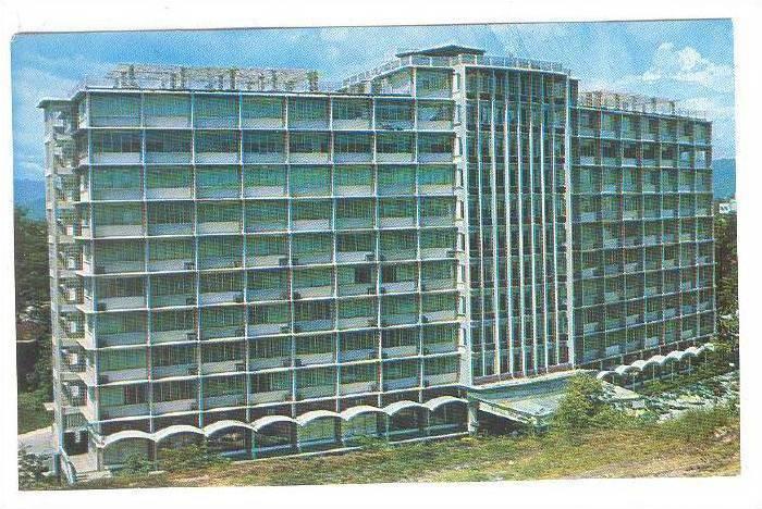 Hotel Merlin, Kuala Lumpur, Malaysia, 1940-1960s