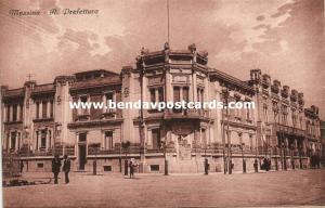 italy, MESSINA, Sicily, R. Prefettura (1910s)