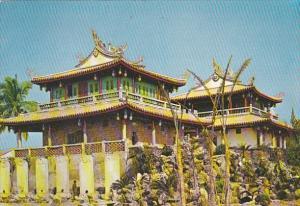 China Tainan Chihkanlou Red-inlay Tower