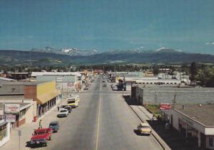 Main Street , SMITHERS , B.C. , Canada , 50-70s