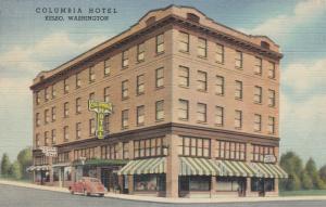 KELSO, Washington, 30-40s; Columbia Hotel