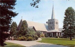 Christ Episcopal Church in Hamilton, Massachusetts