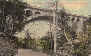 Walnut Lane Bridge Over Drive, PHILADELPHIA, Pennsylvania, PU-1912