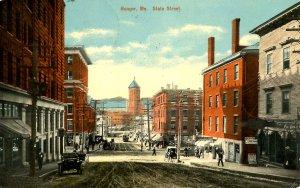 ME - Bangor. State Street