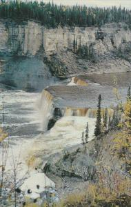 Louise Falls , Hay River , N.W.T. , Canada , 50-60s