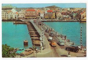 Queen Emma Pontoon Bridge, Curacao NA