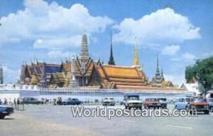 Bangkok Thailand Wat Phra Keo, Emerald Buddha Temple  Wat Phra Keo, Emerald B...