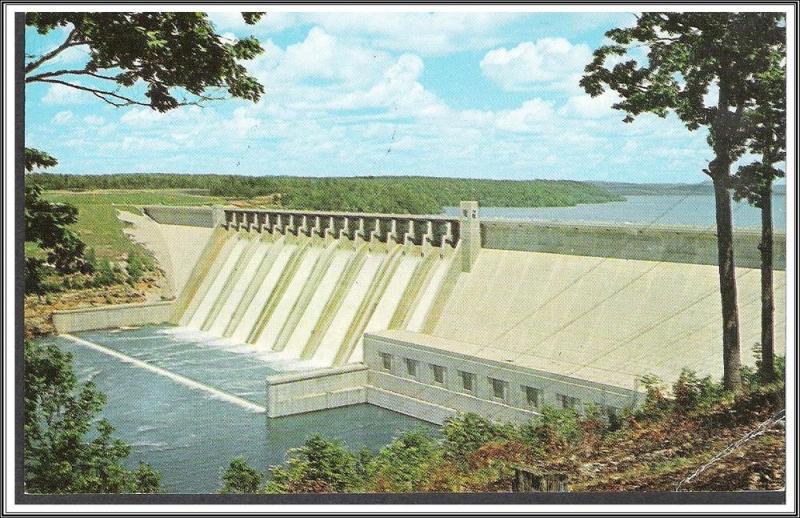 Arkansas Bull Shoals Dam - [AR-009]