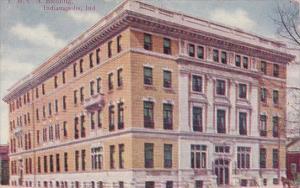 Indiana Indianapolis Y M C A Building 1910