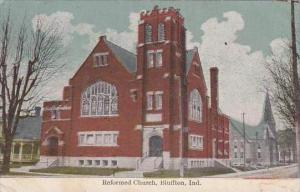Indiana Bluffton Reformed Church
