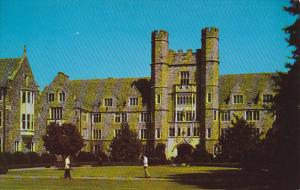 North Carolina Durham Entrance To Duke University School Of Medicine and Duke...