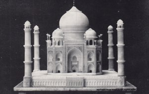 Alabaster Model of the Taj Mahal , 1930s