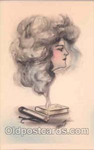 Artist Cobb Shinn or Tom Yad, (USA) Postcard Post Card  Artist Cobb Shinn or ...
