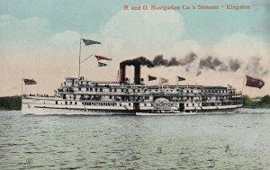 R. And O. Navigation Co.'s Steamer Kingston, 1920