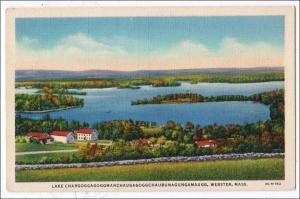 Lake Charg----, Webster MA