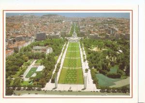 Postal 045522 : Lisboa (Portugal). Vista aerea