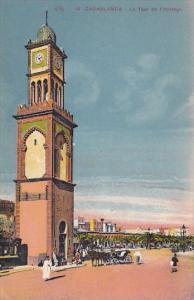 Morocco Casablanca La Tour de l'Horloge