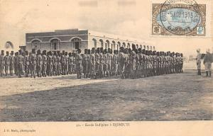Africa: Garde Indigene a Djibouti, Indigenous Guards 1913
