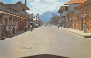 Honduras Old Vintage Antique Post Card Called Comercial La Ceiba, Honduras Un...