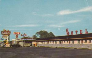 Hotel-Motel Auberge De La Chute Inc., Boischatel, Quebec, Canada, PU-1983
