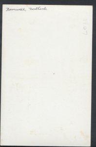 Northamptonshire Postcard - Barnwell Church    RS7712