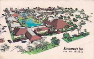 Arizona Tucson Smiggler's Inn With Pool 1979