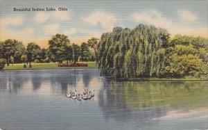 Beautiful Indiana Lake Ohio 1944