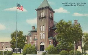FREDERICKTOWN, Missouri , 30-40s; Madison County Court House