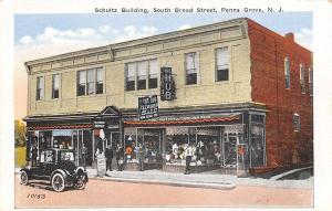 Penns Grove NJ Hub~Clean Sweep Sale~Men Linger @ Clothing Store~Darrow, DDS 1920