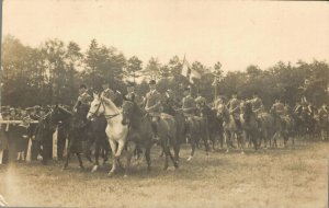 Horse Riders - Sports Real Photo - 1930 - 03.97