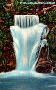 Pennsylvania Buckhill Lower Buckhill Falls