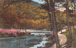Hessian Lake in Bear Mountain, New York