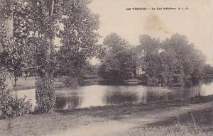 Le Lac Inferieur, Le Vesinet (Yvelines), France, PU-1906
