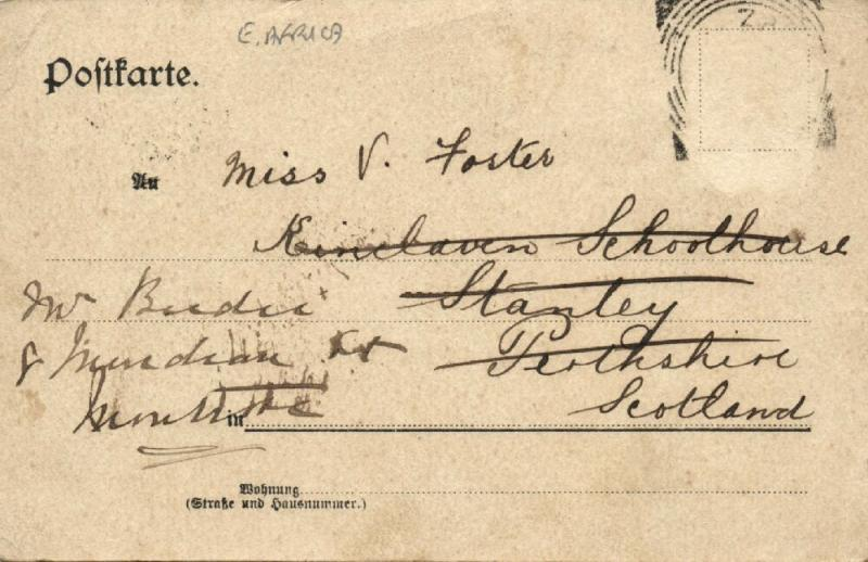 german east africa, Tanzania, DAR-ES-SALAAM, Post Office, Street Scene (1904)