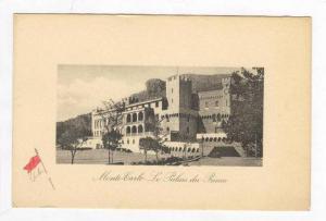 Palace / Palais du Prince,monte Carlo,Monaco 1900-10s