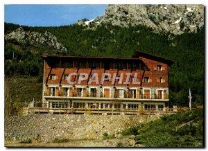 Modern Postcard St. Dalmas Valdeblore House Family Vacations Caisse d'Allocat...