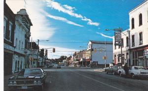 Berford Street , WIARTON , Ontario , Canada , 50-60s