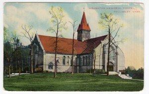 Wellesley, Mass, Houghton Memorial Chapel