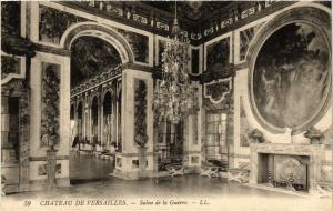 CPA Chateau de VERSAILLES - Salon de la Guerre (353438)