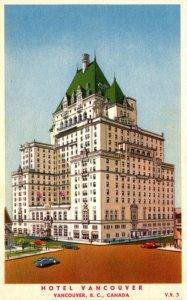 Canada Vancouver Hotel Vancouver