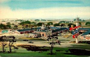 Illinois Rockford Albert Pick Motel