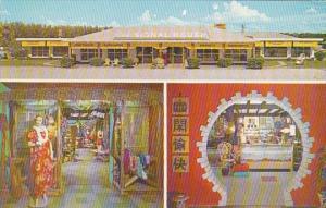 Florida St Petersburg The Signal HOuse Gift Mart Indian Rocks Beach 1962