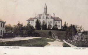GUELPH , Ontario , Canada , 1900-10s ; Central School