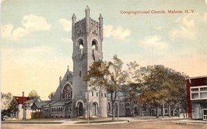 Congregational Church Malone, New York
