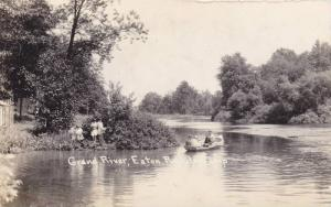 RP: Grand River , Eaton Rapids Camp , EATON RAPIDS , Maine , 20-30s