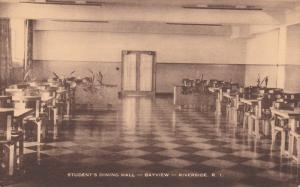 Student's Dining Hall , BAYVIEW - RIVERSIDE , Rhode Island , 00-10s